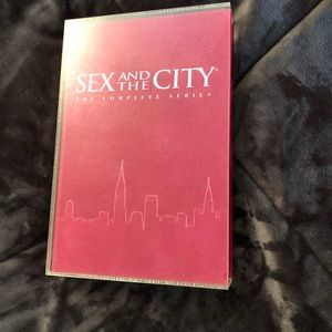 """Complete Series DVD """"Sex and The City"""""""